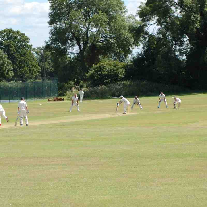 2nd XI vs Lacey Green - 6 August 2017