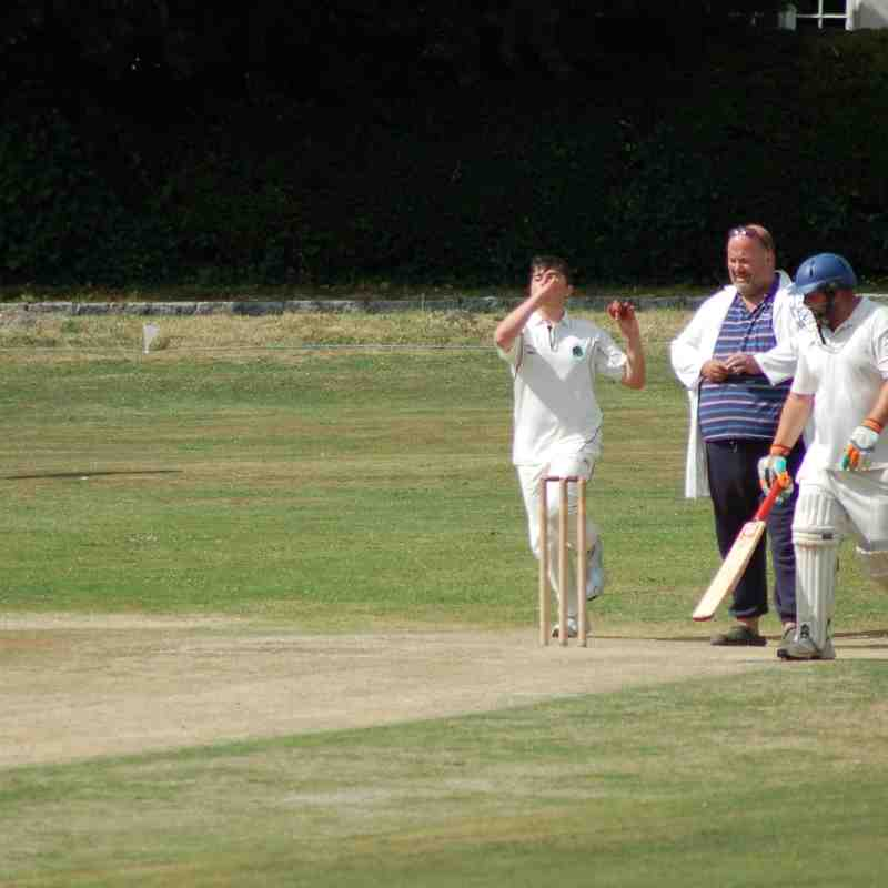 1st XI vs Bradenham - 13 August 2016