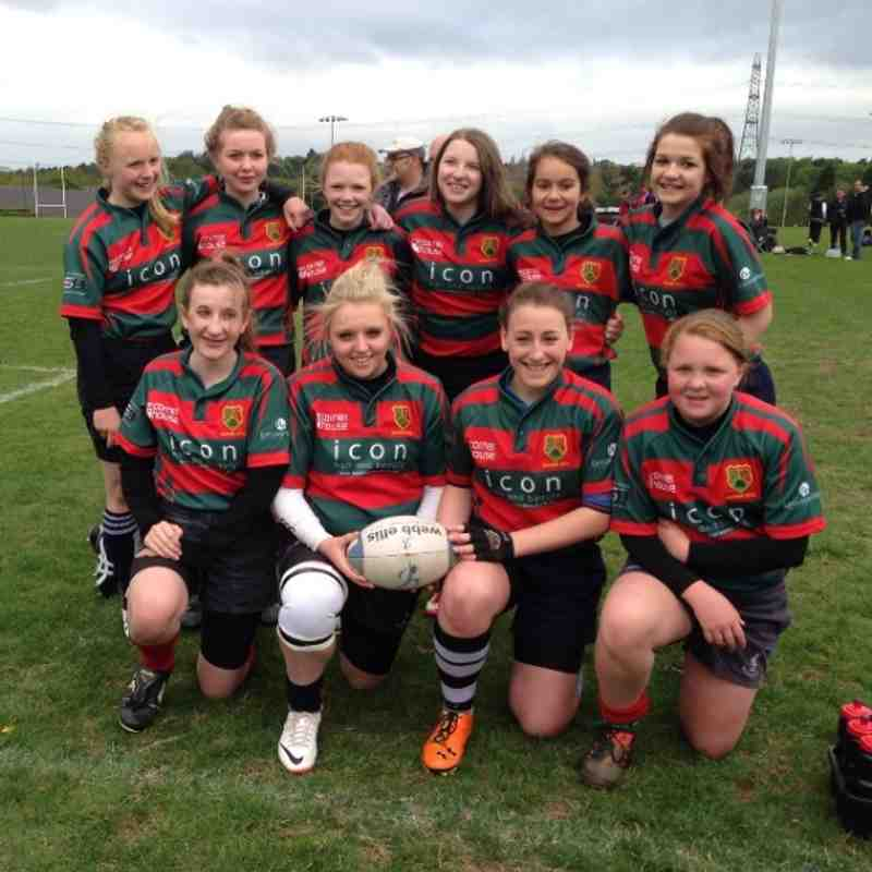 Lucy rugby 7s