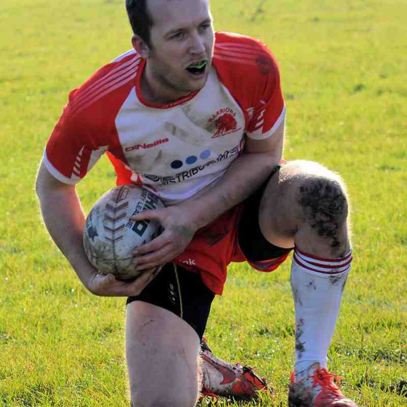 Leyland Warriors vs Wigan Bull Dogs