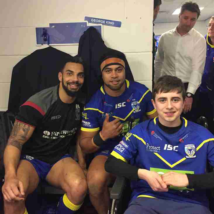 CROWDFUNDING PAGE SET UP TO PROVIDE SUPPORT FOR WOOLSTON ROVERS JUNIOR