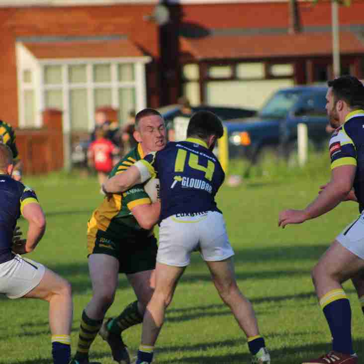 CLOCK FACE MINERS 36 WOOLSTON ROVERS 28