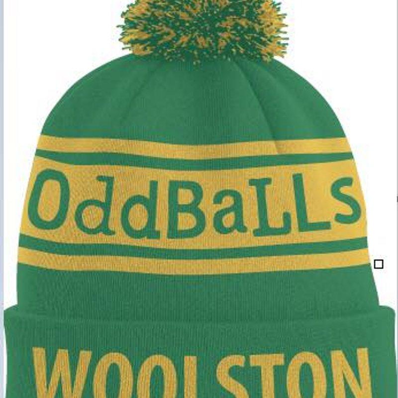 Woolston Rovers OddBalls bobble hat on sale