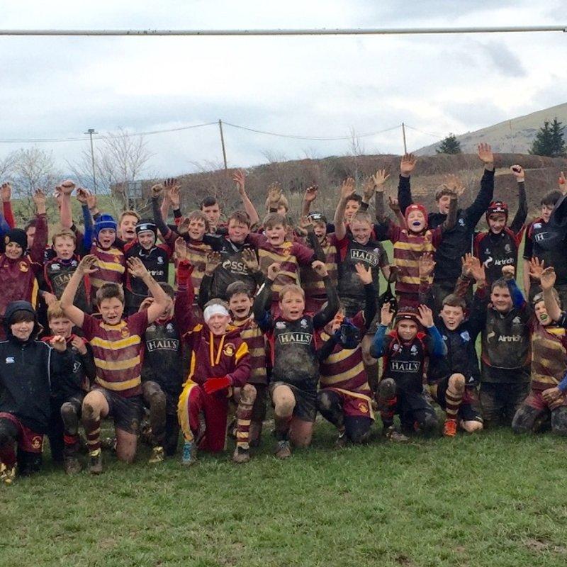 Wonderful Rugby at Windy Woodrush