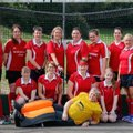 Ladies 5th XI lose to Petersfield 3 6 - 1