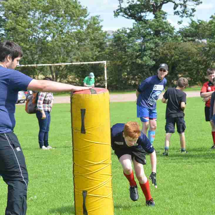 MINIS OCTOBER RUGBY CAMP