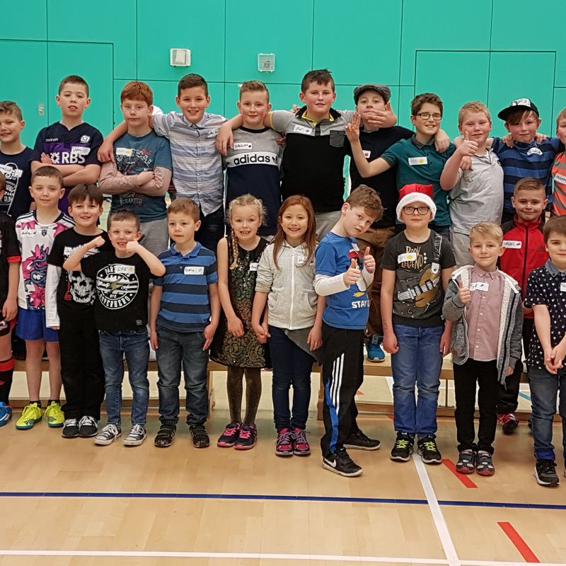 Minis and Micros Christmas Party 2017