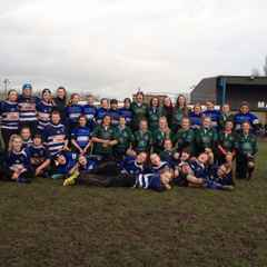 Mansfield U15 Girls  v Sheffield Tigers / Long Eaton