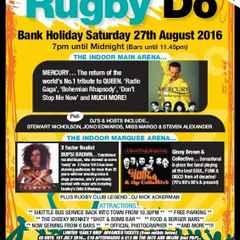 Mansfield Rugby Club Annual BBQ