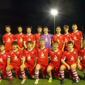 Under 18 beat Cambridge Celts u18s 2 - 1