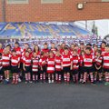 Mini Section represent at Yorkshire Carnegie