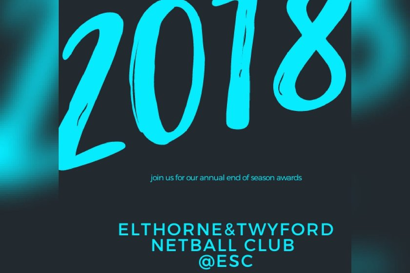 END OF SEASON AWARDS 2018