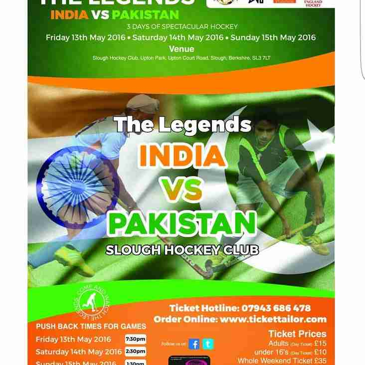 India vs Pakistan May 2016 series postponed