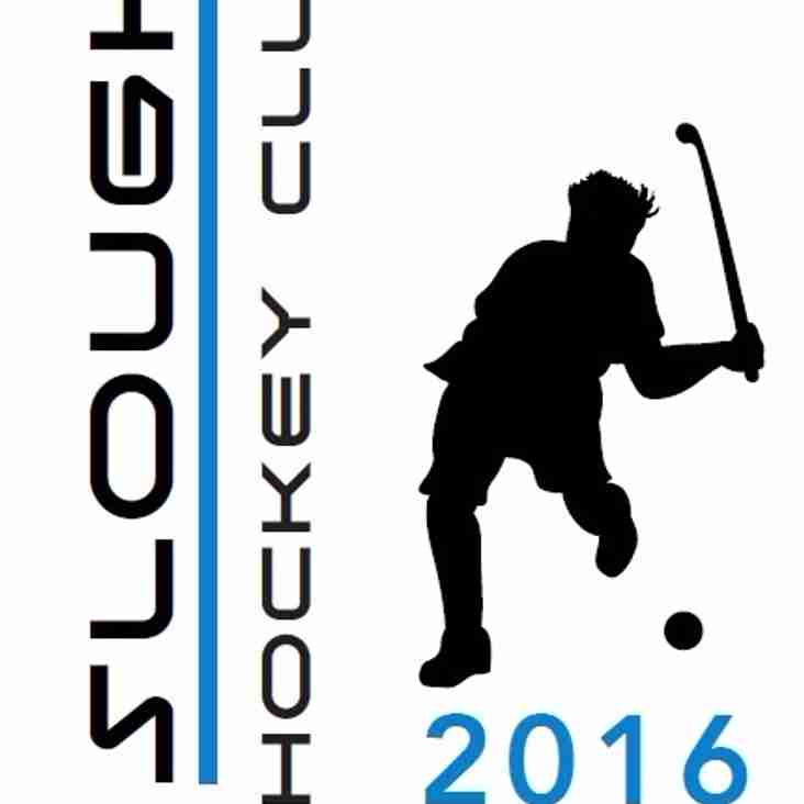 Slough Hockey AGM 2016