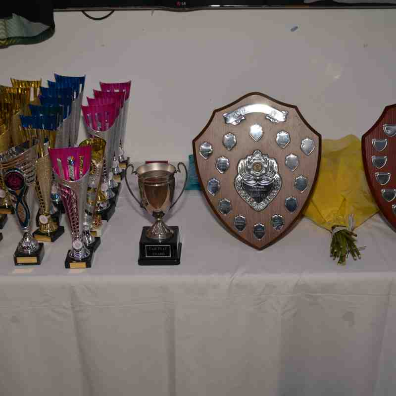 2018 Awards Dinner Evening