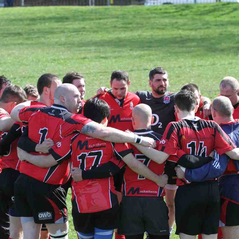 Walsall 3s vs Rugeley 2s 11.04.15