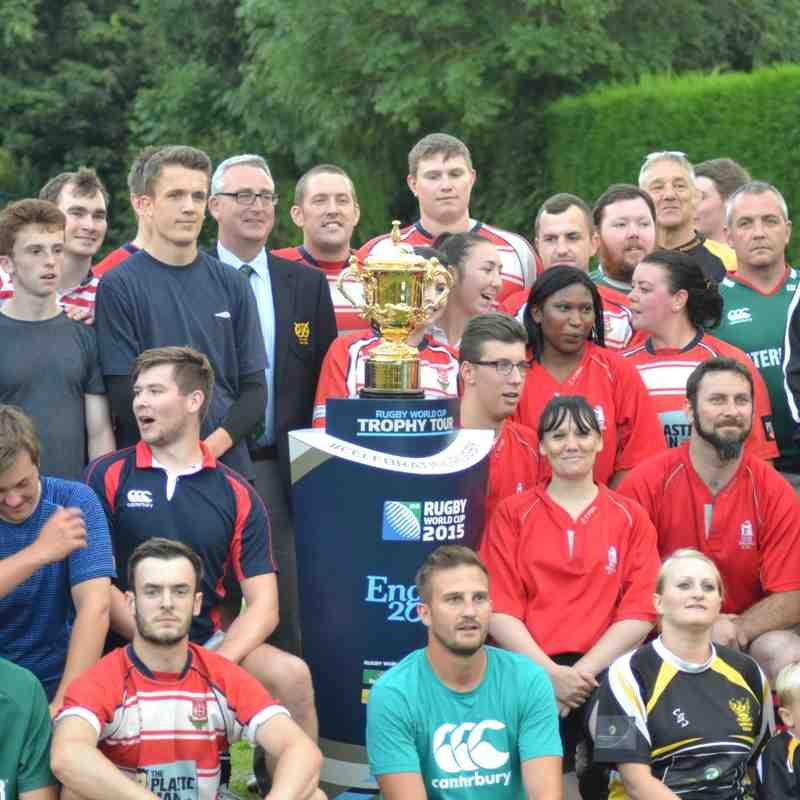 Staffordshire Touch Tournament / RWC Tour 2015