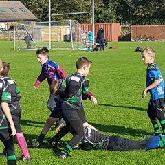 Blyth Under 10's vs West Tyne 15.10.2017