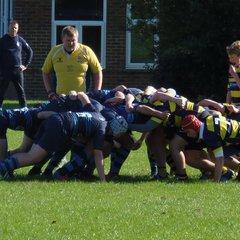 Under 15 v eastbourne 7th october