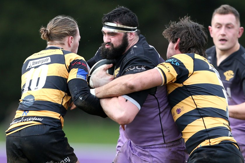 Matthew Davies joins London Scottish