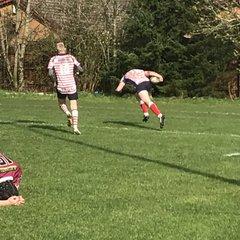 Aldwinians 1st team v Hawcoat Park