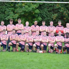 Aldwinians Senior Colts v Eccles Colts