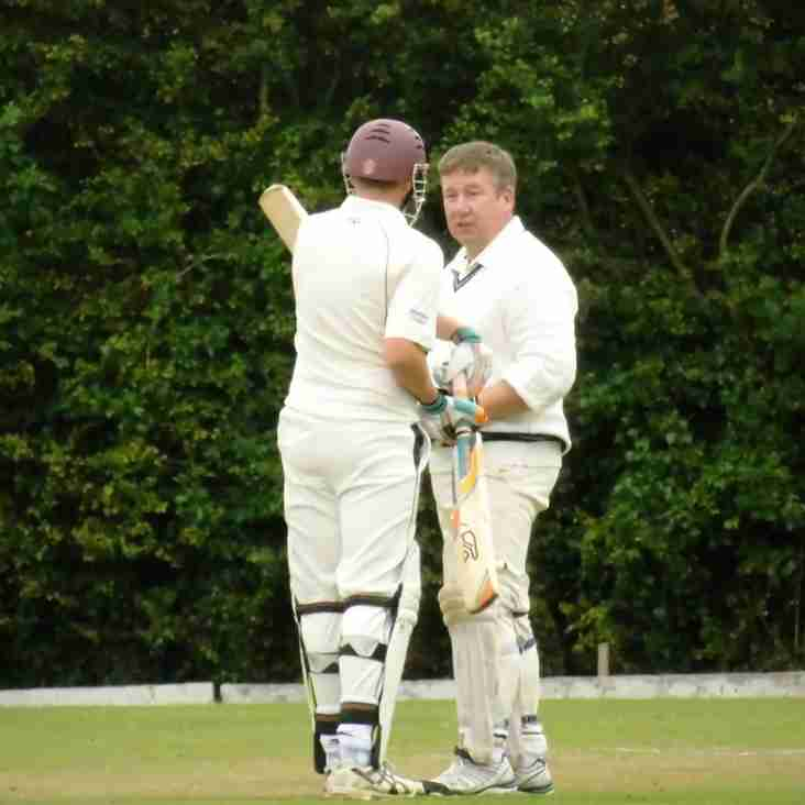 Third XI for Bank Holiday double header