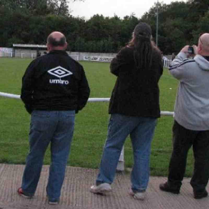 20110713 - Belper Town v Parkgate FC