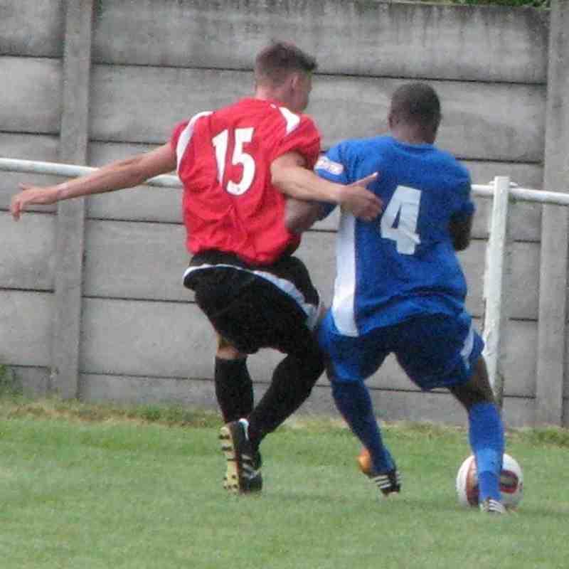 20130713 - Teversal FC v Matlock Town