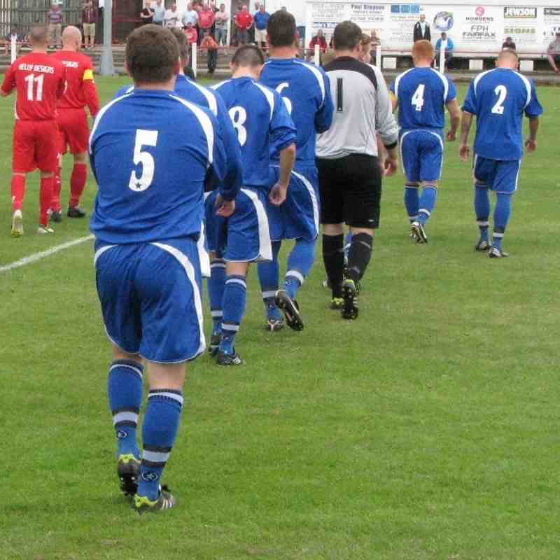 20130810 - Selby Town v Teversal FC