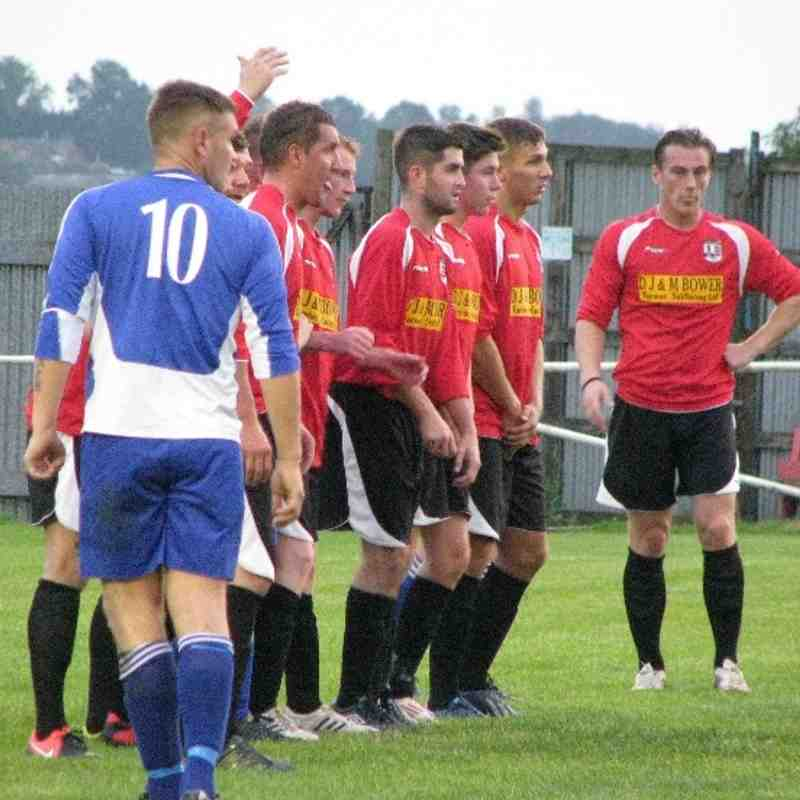 20130820 - Teversal FC v Clipstone FC