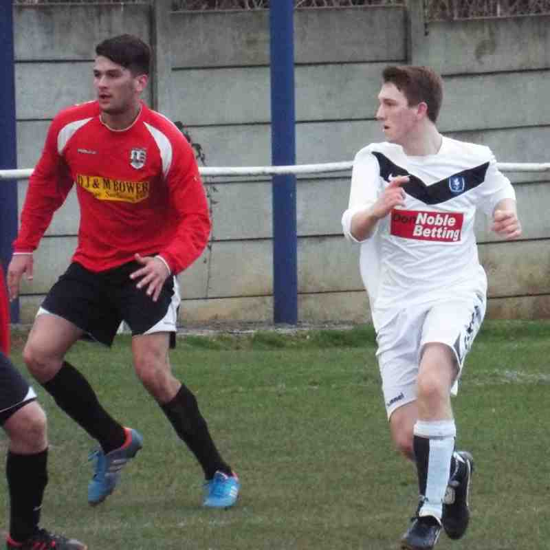 20140315 - Teversal FC v Louth Town