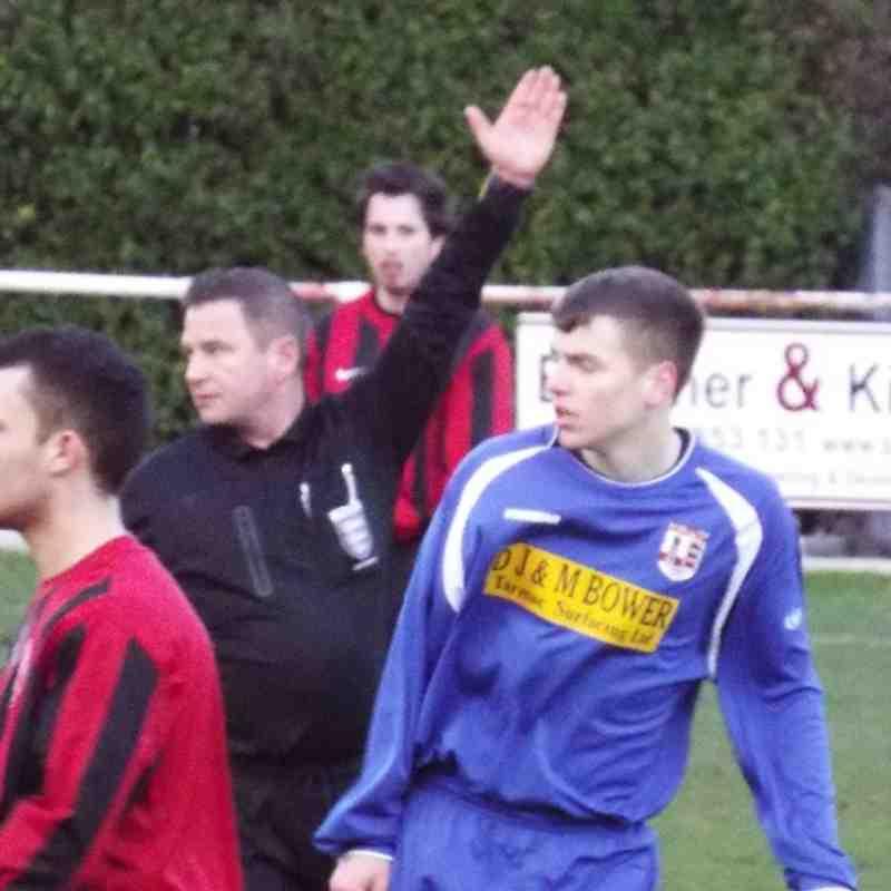 20140201 - Appleby Frodingham v Teversal FC