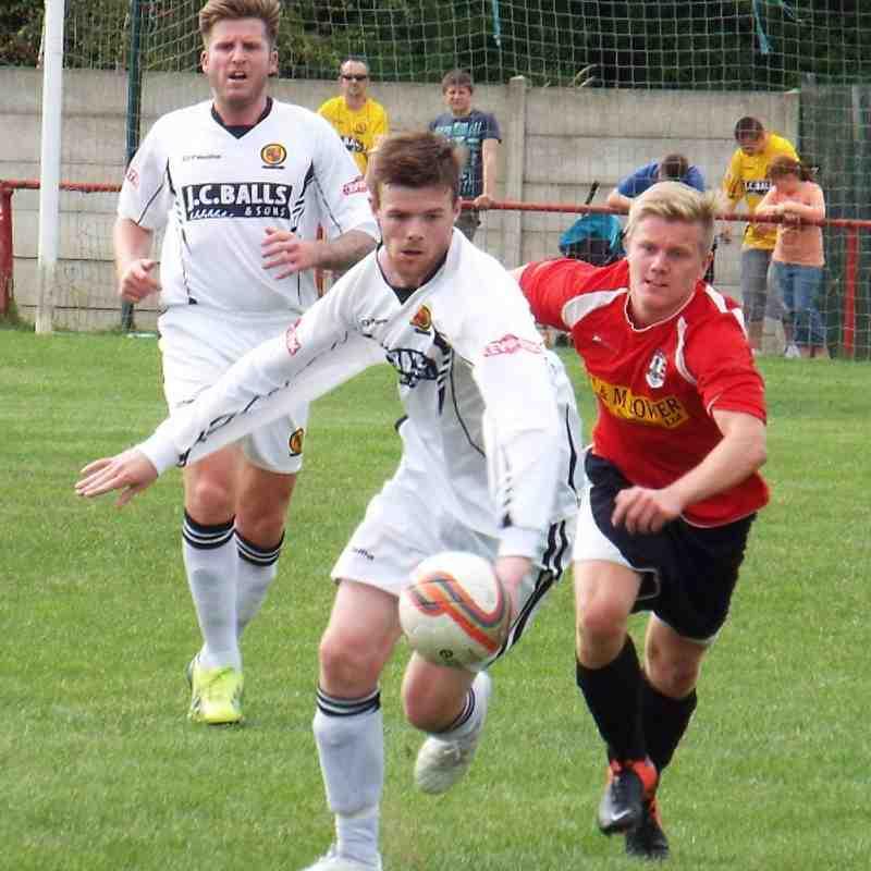 20140512 - Teversal FC v Belper Town
