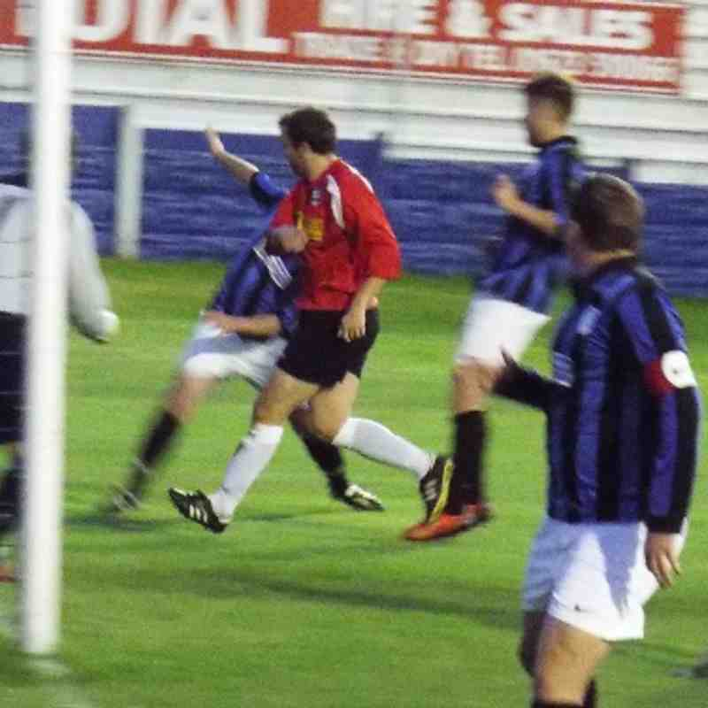 20140729 - South Normanton Athletic v Teversal FC