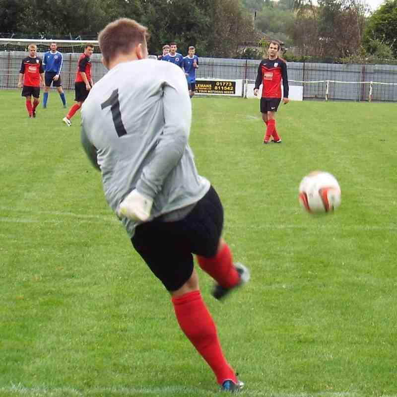 20140816 - Teversal FC v Worsbrough Bridge Athletic