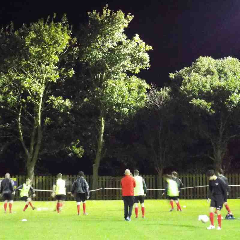 20141007 - Hall Road Rangers v Teversal FC