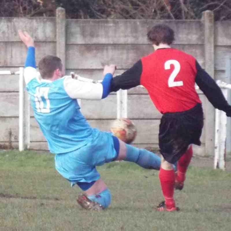 20150207 - Teversal FC v Penistone Church