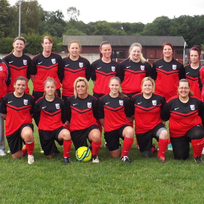 Teversal Ladies FC lose to Dronfield Town LFC 1 - 4