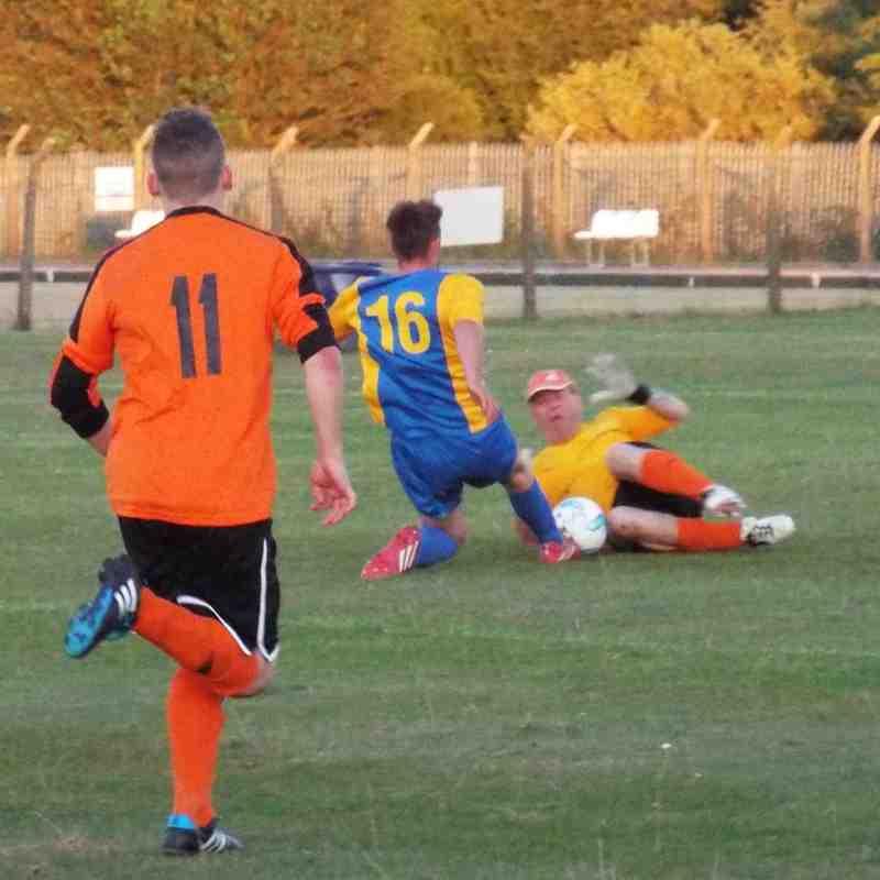 20150722 - Bilsthorpe FC v Teversal FC