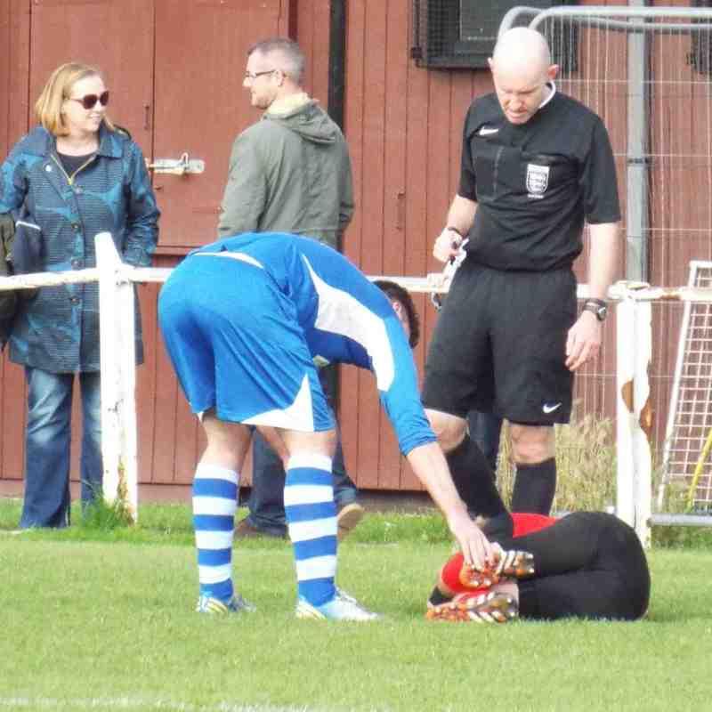 20150905 - Teversal FC v Hallam FC