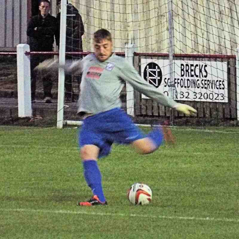 20150908 - Selby Town v Teversal FC