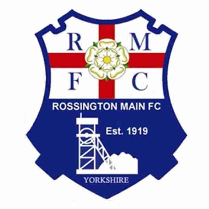 MATCH PREVIEW : ROSSINGTON MAIN