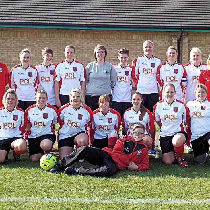 LADIES GIVEN BYE IN COUNTY CUP