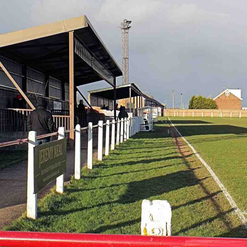 20160130 - Worsbrough Bridge Athletic v Teversal FC