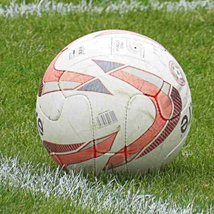Senior Fixtures ALL Change This Weekend - But We Still Have Two Games