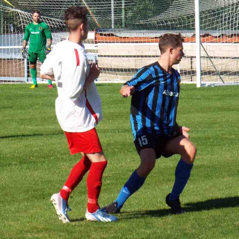 20160829 - Sherwood Colliery v Teversal FC Res