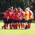 TEVERSAL FC LADIES 0 - 3 LINCOLN MOORLANDS RAILWAY LFC