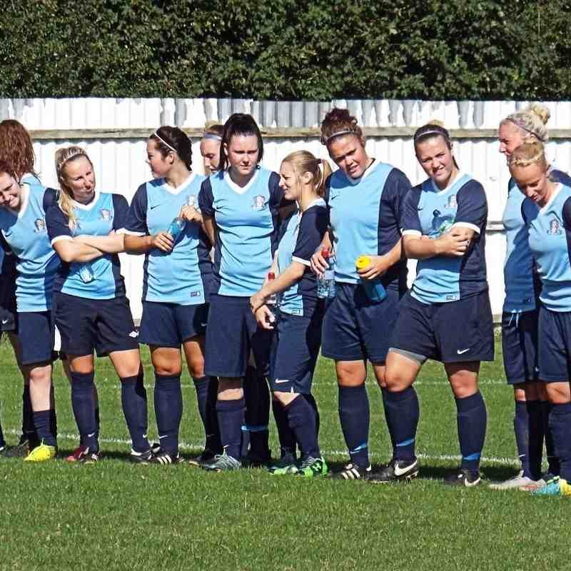 20160918 - Nettleham FC Ladies v Teversal FC Ladies