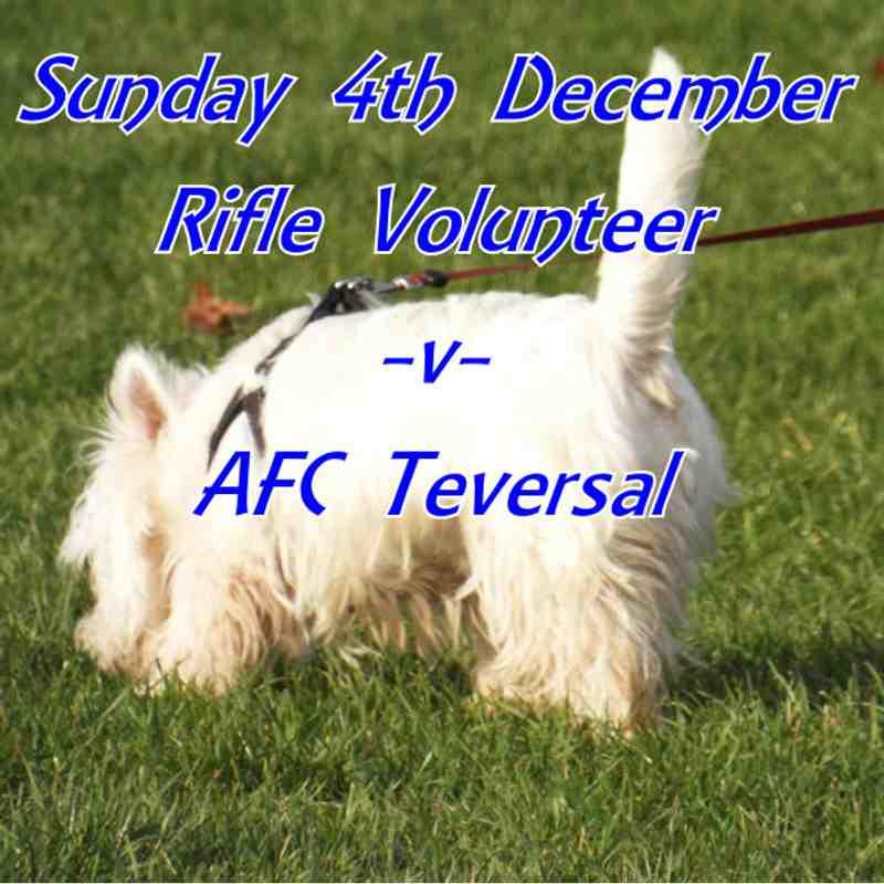 20161204 - Rifle Volunteer v AFC Teversal